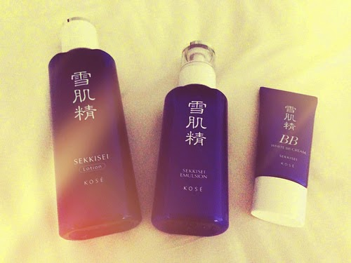 Review Of Kose Sekkisei Skincare Range