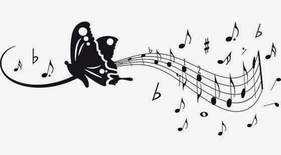 das leben ist bunt: musik und sprüche