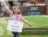 Woman Scream 2017 call is open. A Scream of Freedom, to all the girls in the world. Join now!