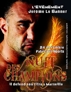 Jerome Le Banner WKN World Champion