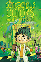 the Contagious Colors of Mumpley Middle School by Fowler DeWitt