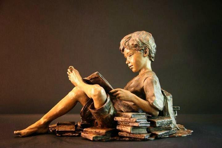 Leitor, Reader, Reading, Books, Rapaz, Books