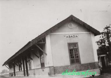 Antiga estação da Badia