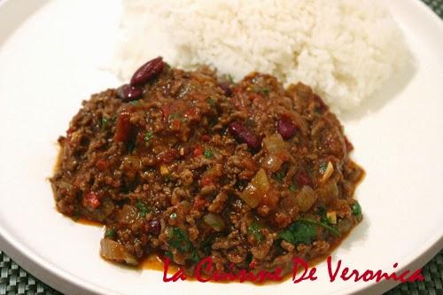La Cuisine De Veronica Chilli Con Carne