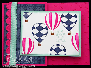 Up, Up and Away from Stampin' Up!