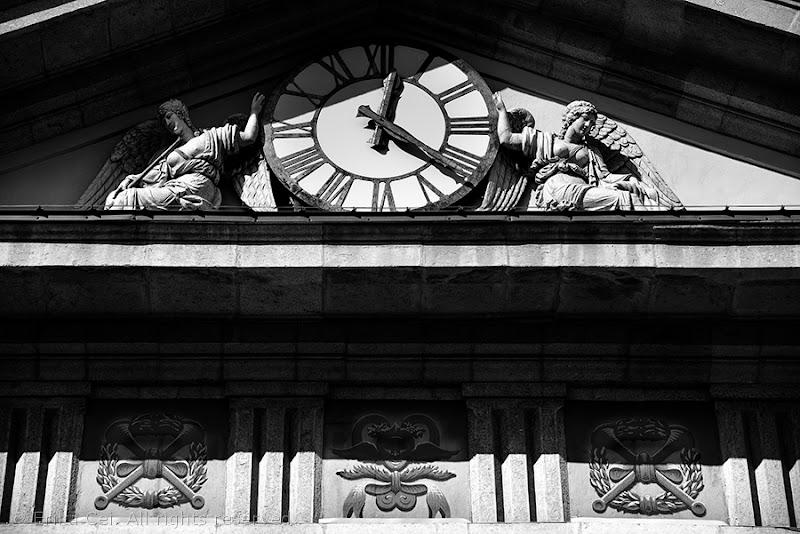 Palazzo della Borsa Trieste neoclassico