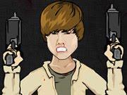 Justin Bieber Silahlı Gün Oyunu