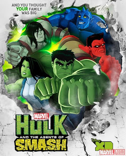 WWW.ASSISTIRONLINESERIES.COM.BR Assistir Hulk and the Agents of SMASH 1 Temporada Online Dublado | Legendado