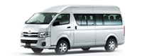 Toyota Hiace Commuter