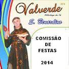 Comissão De Festas S. Bernardino 2014 - Valverde Alfandega Da Fé