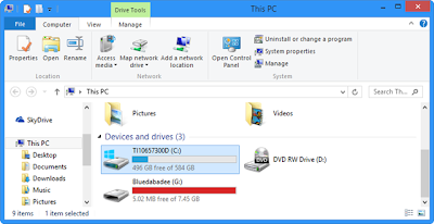 How to Run Check Disk feature in Windows 8.1