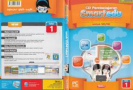Toko Buku Rahma Cd Pembelajaran Smartedu Untuk Sd Kelas 1