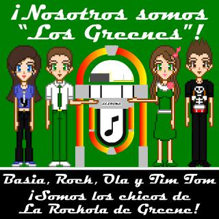 Los Greenes