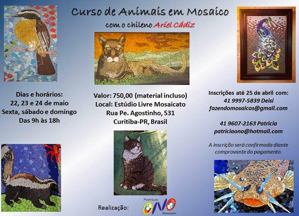 Workshop de Animais/ Curitiba
