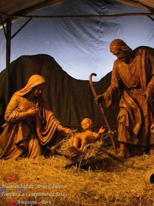 Diciembre - Nacimientos en Arequipa