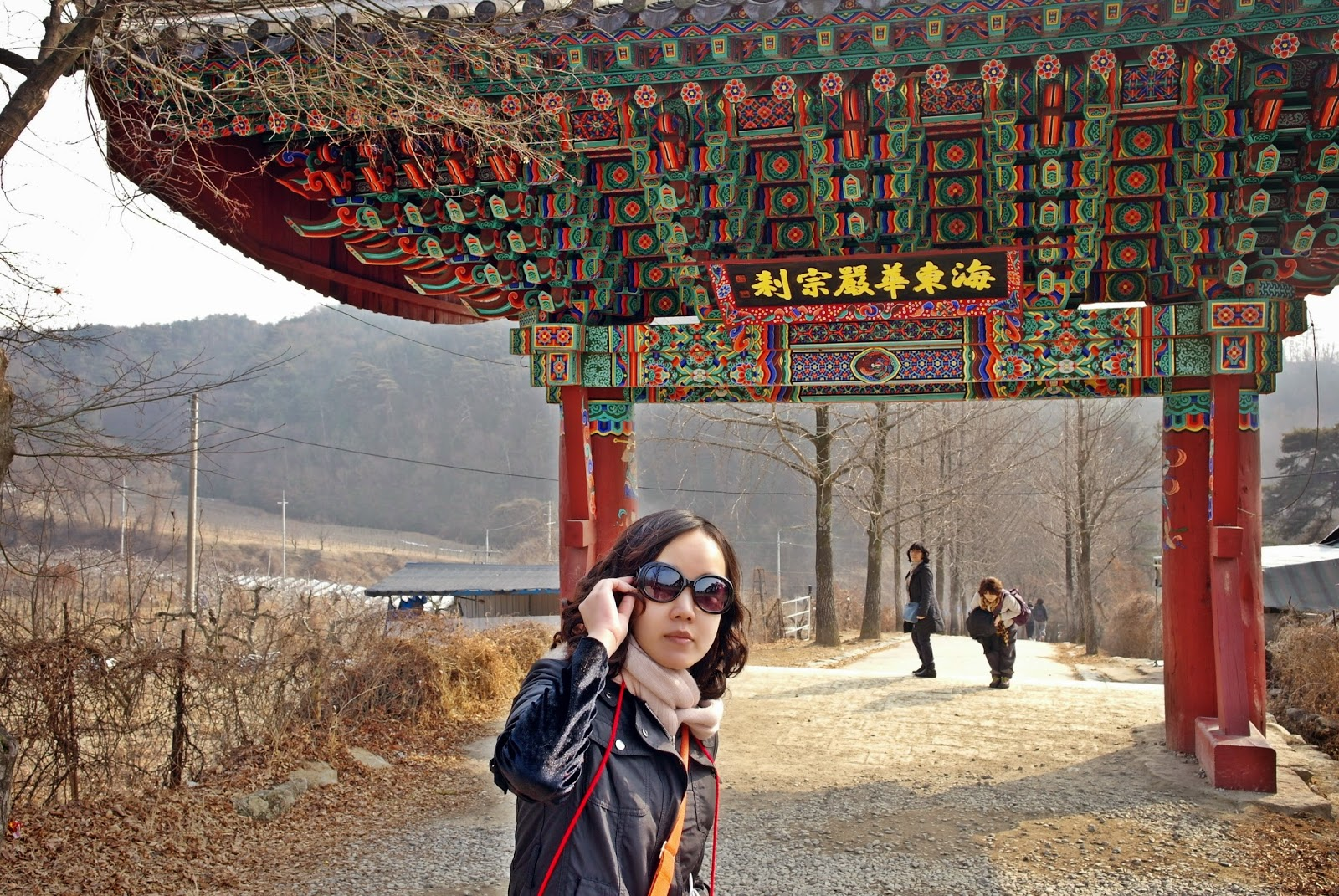 Korean Buddhist Temple | meheartseoul.blogspot.com