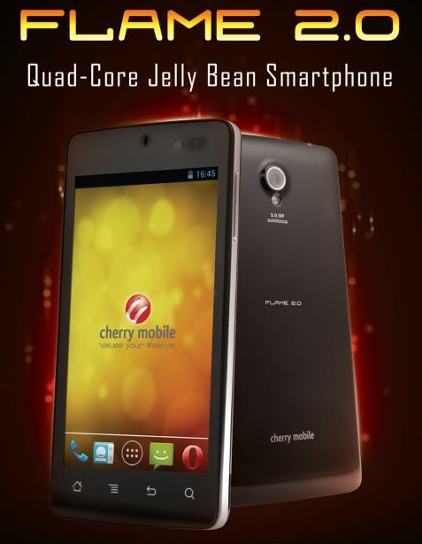 Cherry Mobile Omega HD 2.0
