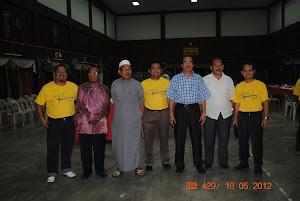 Bersama Alumni Smach