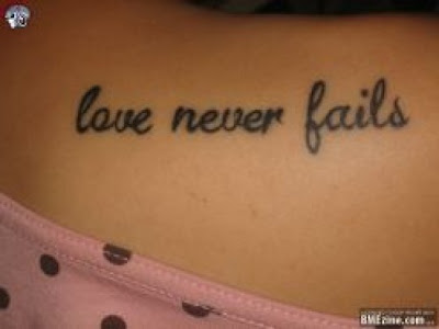 Short Love Tattoo Quotes on Short Love Quotes Tattoos   Haihata