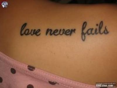Short Love Tattoo Quotes on Short Love Quotes Tattoos   Haihata