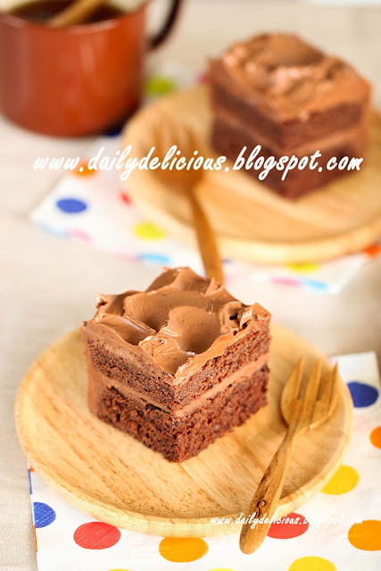 Beat Chocolate Cake Recipe
