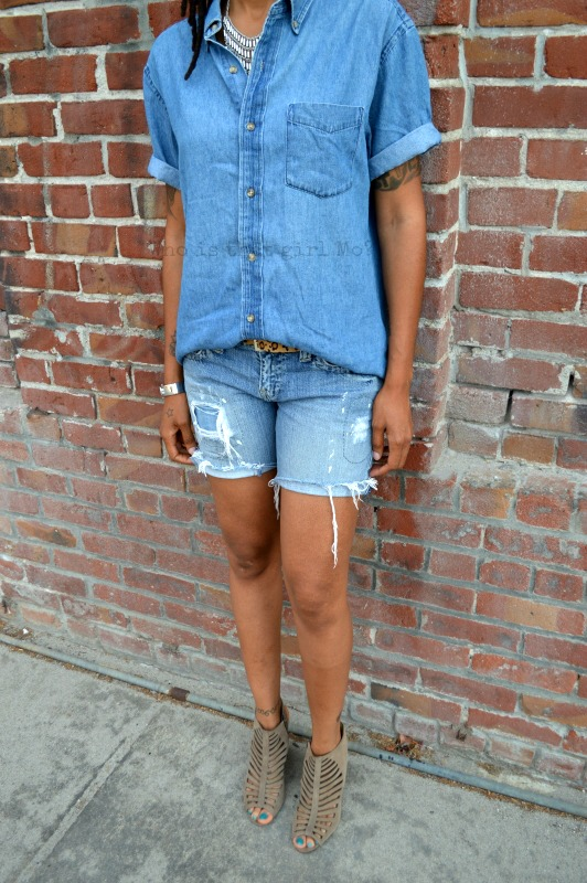 canadian tuxedo {who is that girl Mo?}