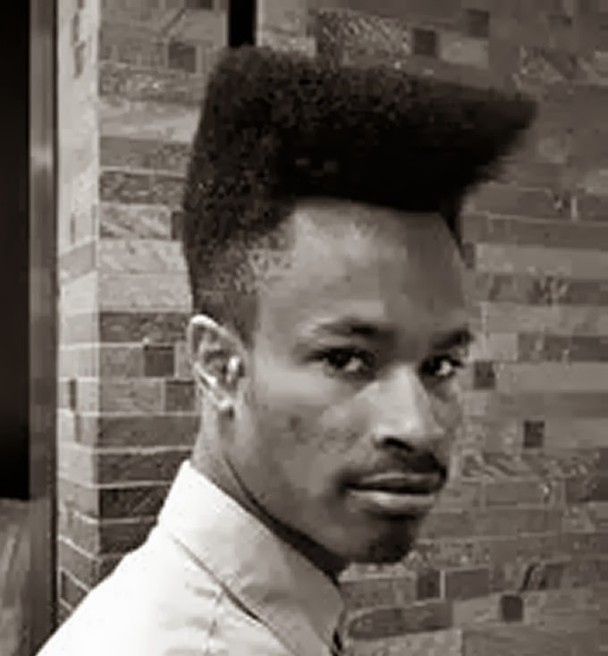 impressive black men haircuts misszoemsp