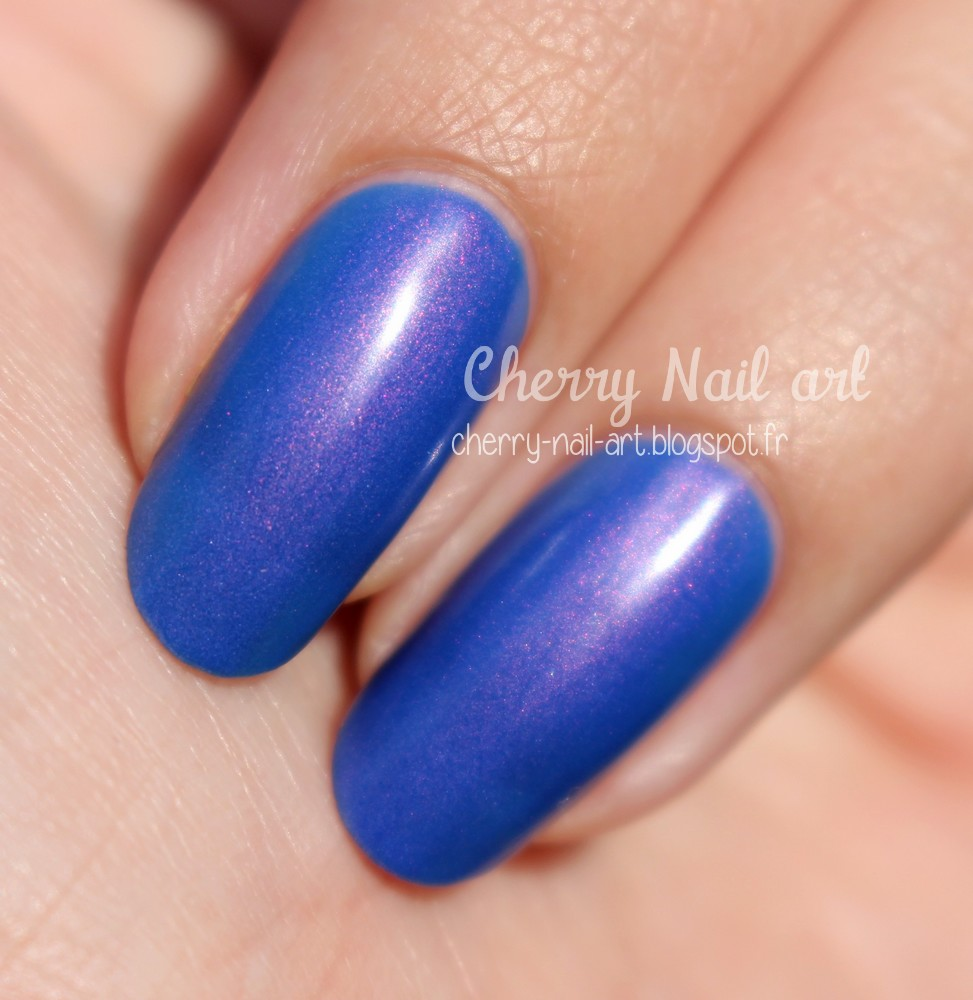 vernis color club AN29 bell bottom babe collection poptastic