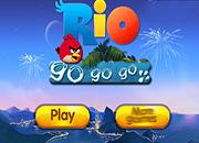 Angry Birds Rio Go Go Go