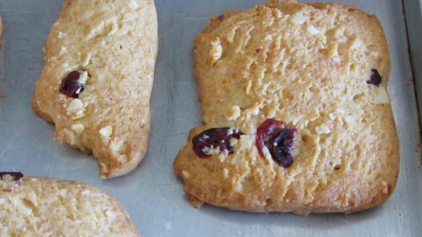 готовые печеньки с арахисом