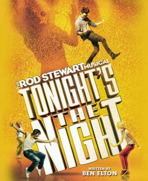 Rod Stewart's Musical Tonight's The Night starring Jade Ewen