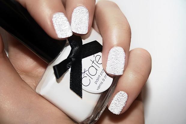 aruna seth caviar manicure