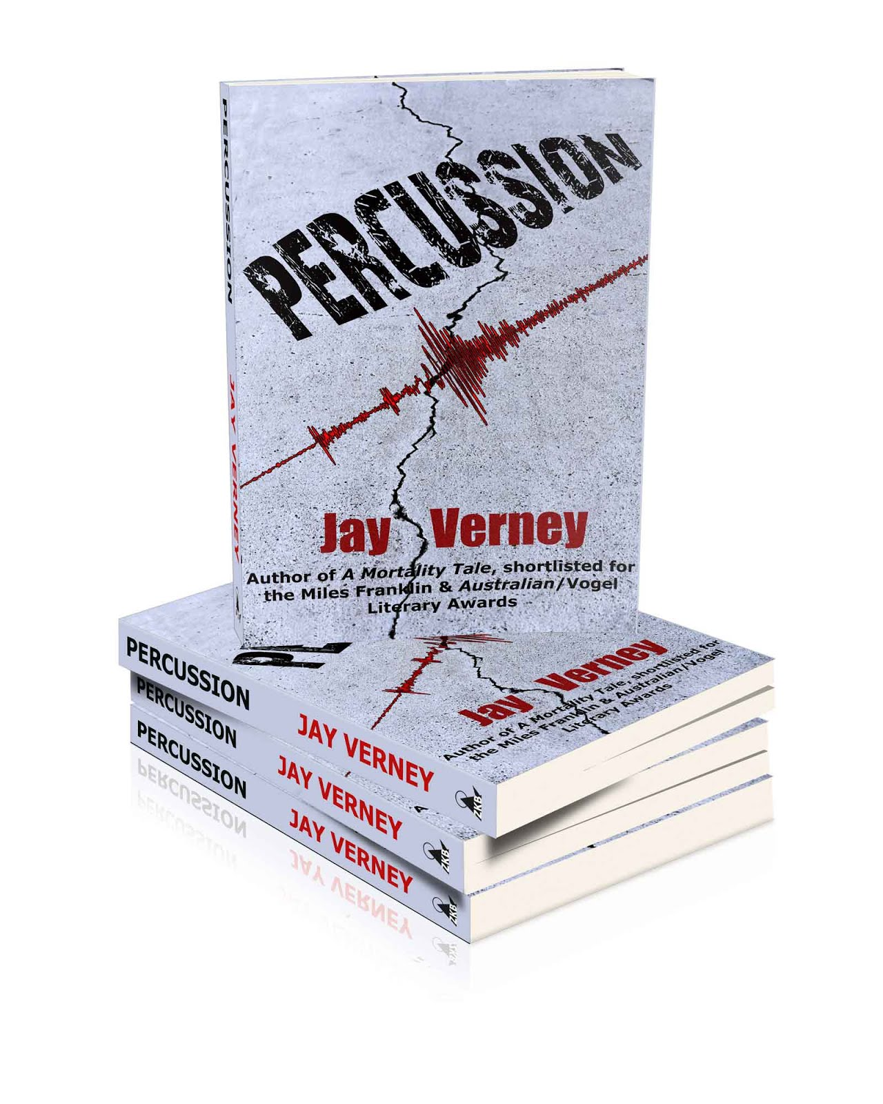 Percussion - My 2nd novel