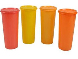 Tupperware Jumbo Tumbler Set of 4 470Ml Just for 375/- Only