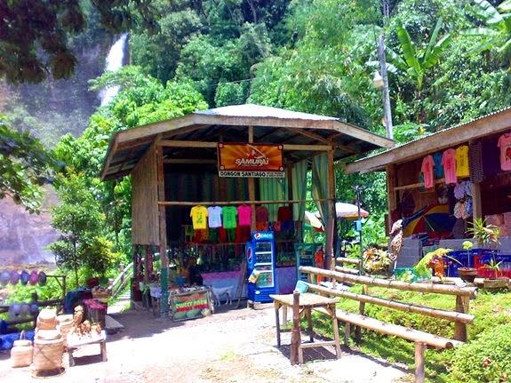hikong bente falls 2 seven falls of lake sebu i love south