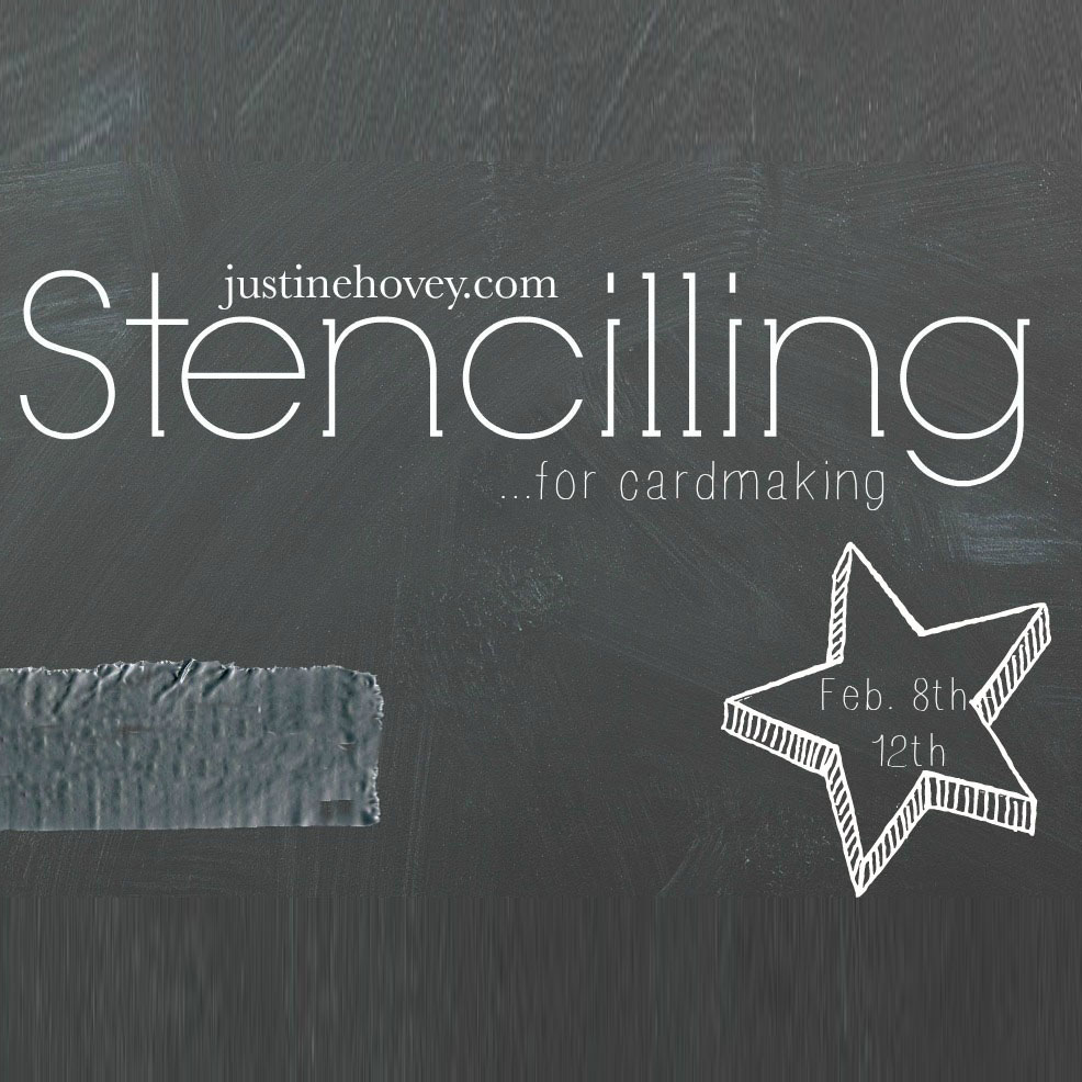 FREE STENCILLING CLASS