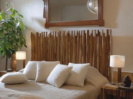 Cabeceros de camas originales dormitorios con estilo for Cabeceros de cama originales