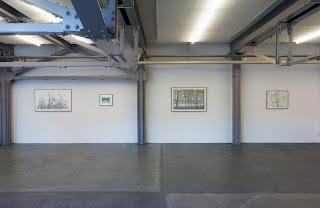Richard Müller: Ausstellung Vebikus Zeichnungen