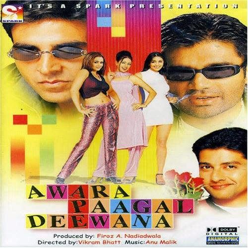 Hd Indain Movie Songs Awara Paagal Deewana Full Movie Akshay