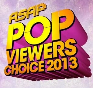 ASAP Pop Viewers Choice 2013 Winners