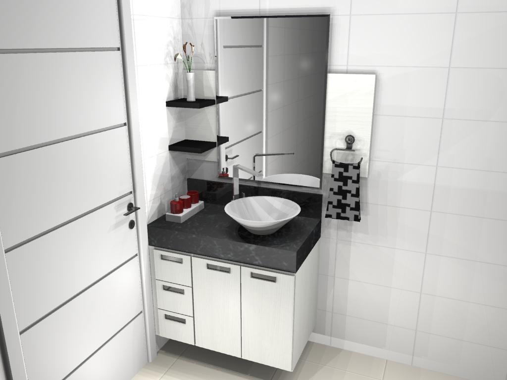 Du Planejados Banheiro -> Armario De Banheiro Canto