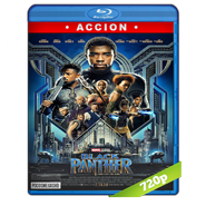 Pantera Negra (2018) BRRip 720p Audio Dual Latino-Ingles