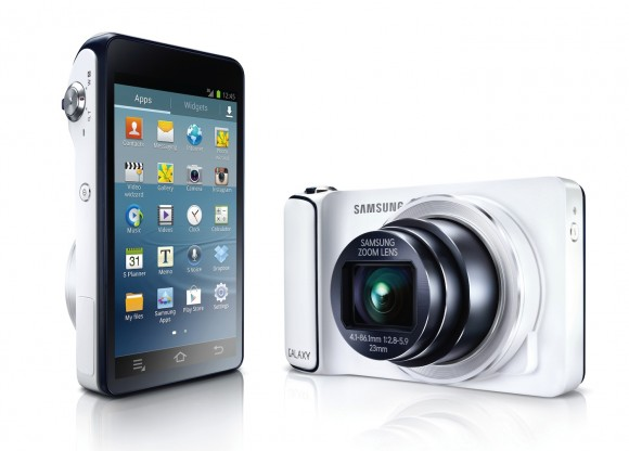 Samsung Galaxy Camera Price and Specifications