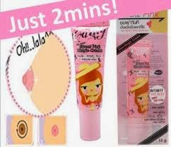 Cathy Doll Oh Lala Sweet Pink Magic Cream