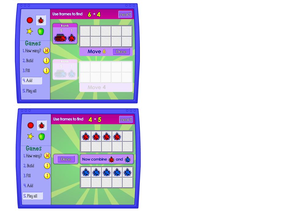 Multi-Grade Matters: Ideas for a Split Class: Ten Frame at ...