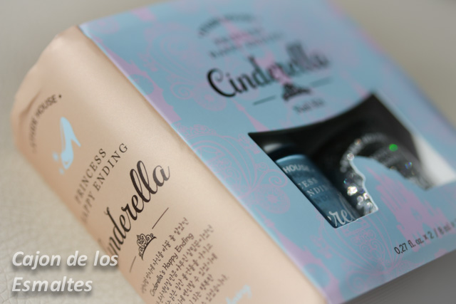 Etude House Cinderella - Princess Happy Ending