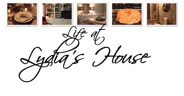 Life At Lydia's House