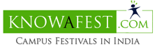 Know a Fest - Campus Festivals in India