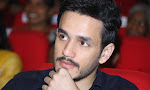 Akhil Akkineni Handsome stills at Manam Event-thumbnail
