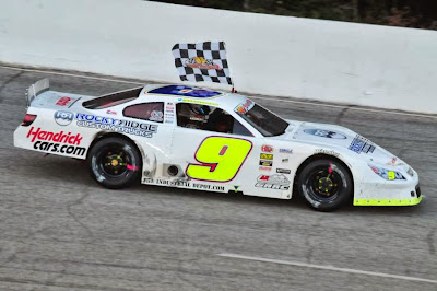 Chase Elliott wins the 46th annual Snowball Derby from Five Flags Speedway in Pensacola, FL. (photo credit Speed51.com)